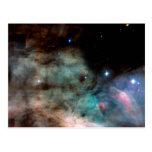 Omega Nebula Postcard