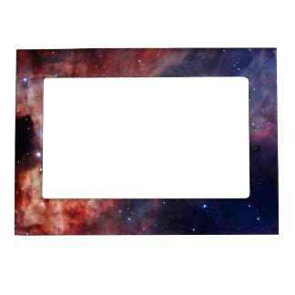 Omega Nebula Space Astronomy Magnetic Photo Frame