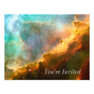 Omega Nebula Stellar Nursery Invites