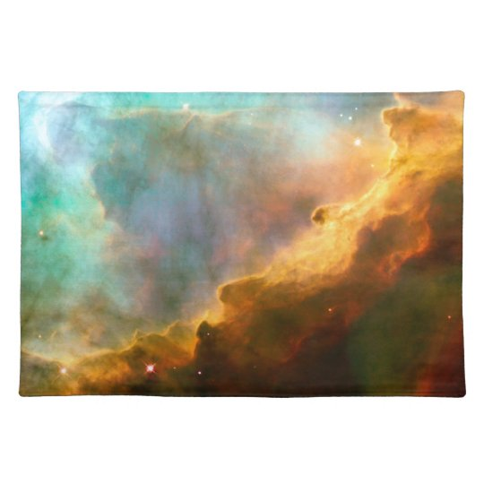 Omega Nebula Stellar Nursery Placemat