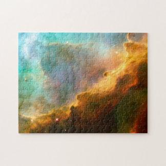 Omega Nebula Stellar Nursery Puzzles