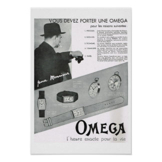 Omega Posters