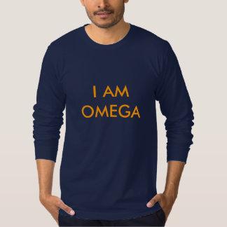 OMEGA PSI PHI FRATERNITY - I AM OMEGA T-SHIRT LONG
