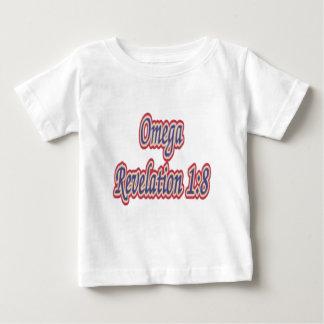 Omega Revelation 1:8 Baby T-Shirt