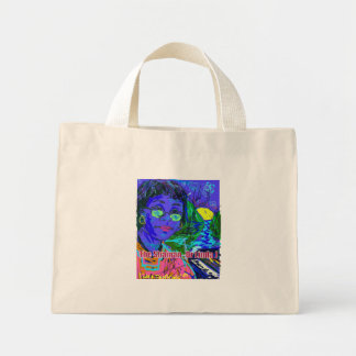 Omega Shaman Version2 Mini Tote Bag