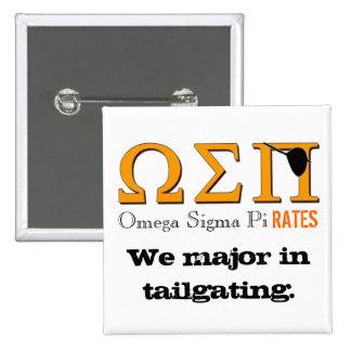 Omega Sigma Pi(rates) Button