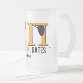 Omega Sigma Pirates Frosted Mug