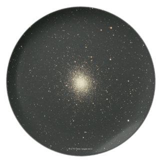Omega Star Cluster 2 Dinner Plate