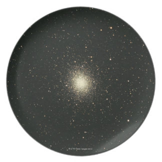 Omega Star Cluster 2 Party Plates