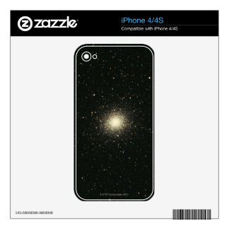 Omega Star Cluster 2 Skin For The iPhone 4