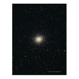 Omega Star Cluster Postcard