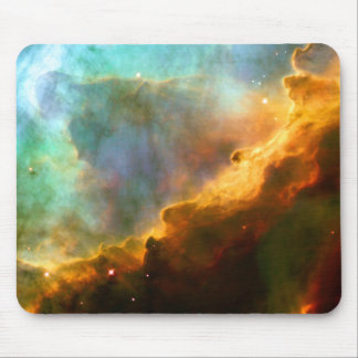 Omega / Swan Nebula (Hubble Telescope) Mouse Pad