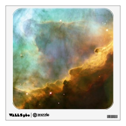 Omega/Swan Nebula Room Decal