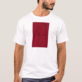 Omega Symbol CricketDiane Designer Stuff T-Shirt