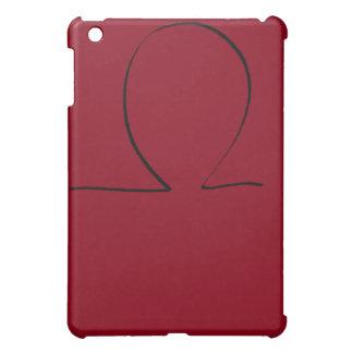 Omega symbol ipad case