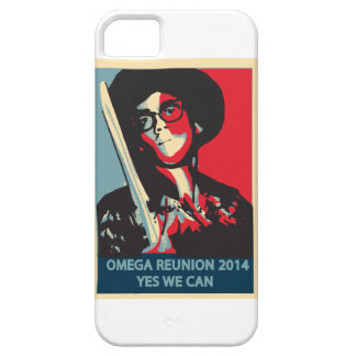 OMEGA…Yes We Can iPhone Case