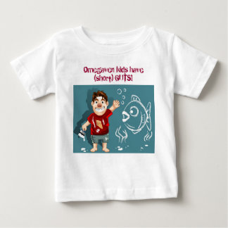 Omegaven kids have (short) GUTS! Tee Shirts
