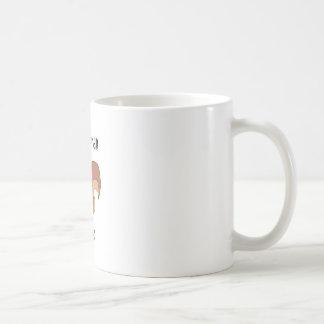 Omehgerd Nurts! Squirrel (Oh My God, Nuts) Coffee Mug
