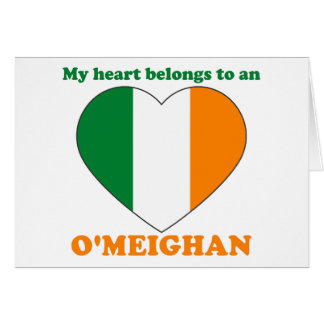 O'Meighan Tarjeton