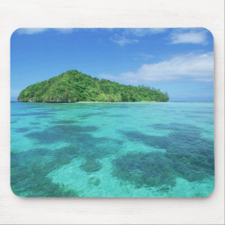 Omekang Islands, Rock Islands, Palau, Micronesia Mouse Pad