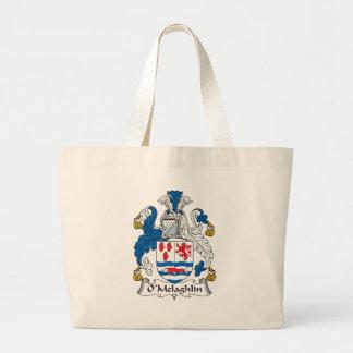 O'Melaghlin Family Crest Bags
