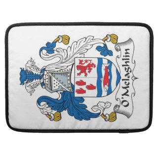 O'Melaghlin Family Crest Sleeve For MacBook Pro