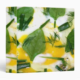 Omelette Vinyl Binder