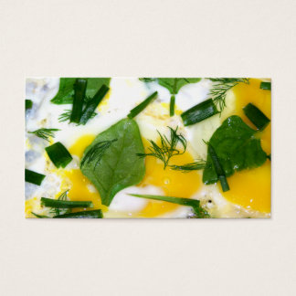 Omelette Business Card