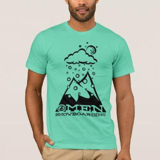 Omen Served-Up Powder (crisp black) T-Shirt