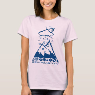 Omen Served-up Powder (crisp blue) T-Shirt
