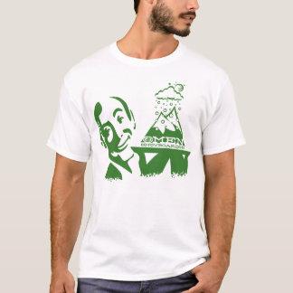 Omen Served-up Powder (crisp green front) T-Shirt