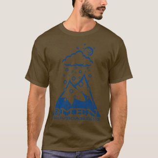 Omen Served-up Powder (vintage blue) T-Shirt