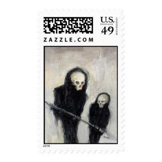 Omens 3 Stamp