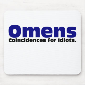 Omens Mouse Pad