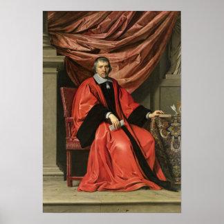 Omer Talon, 1649 Poster