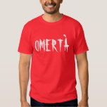 OMERTÀ TEE SHIRT