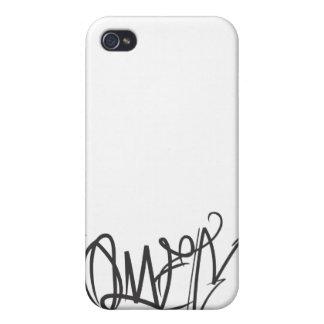 OMFG - ¡Oh mi F ¡el ing Gosh iPhone 4/4S Carcasa