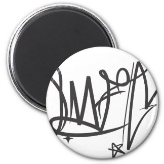 OMFG - Oh My F!@#ing Gosh! 2 Inch Round Magnet