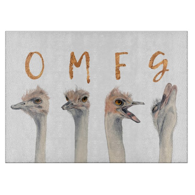 OMFG Ostriches