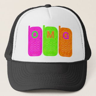 OMG3 TRUCKER HAT
