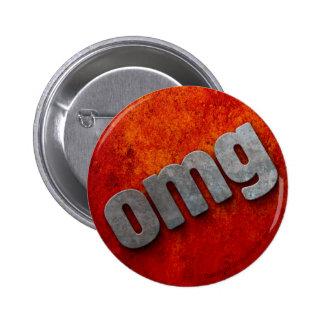 omg 01 pinback button