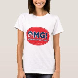 OMG 2012--El mi individuo 2012 de Obama Playera