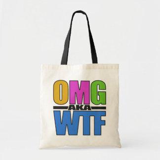 OMG aka WTF bag - choose style & color