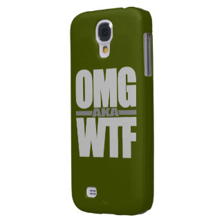OMG aka WTF custom HTC case