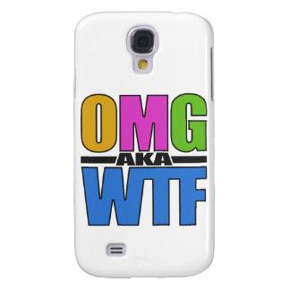 OMG aka WTF custom Samsung case