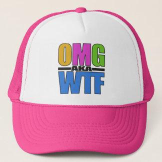 OMG aka WTF hat - choose color