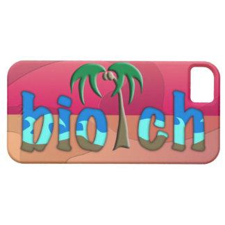 OMG! biotch iPhone SE/5/5s Case