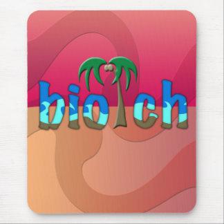 ¡OMG! biotch Tapetes De Ratones
