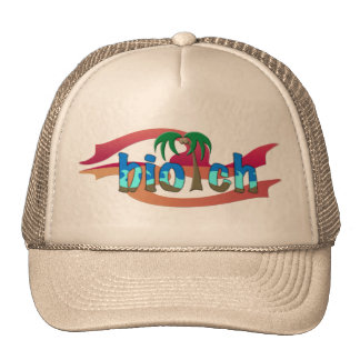 OMG! biotch Trucker Hat