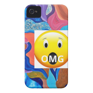 OMG Blossom iPhone 4 Case